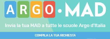 Procedura di inserimento ARGO MAD – Istituto Comprensivo San Francesco di  Paola